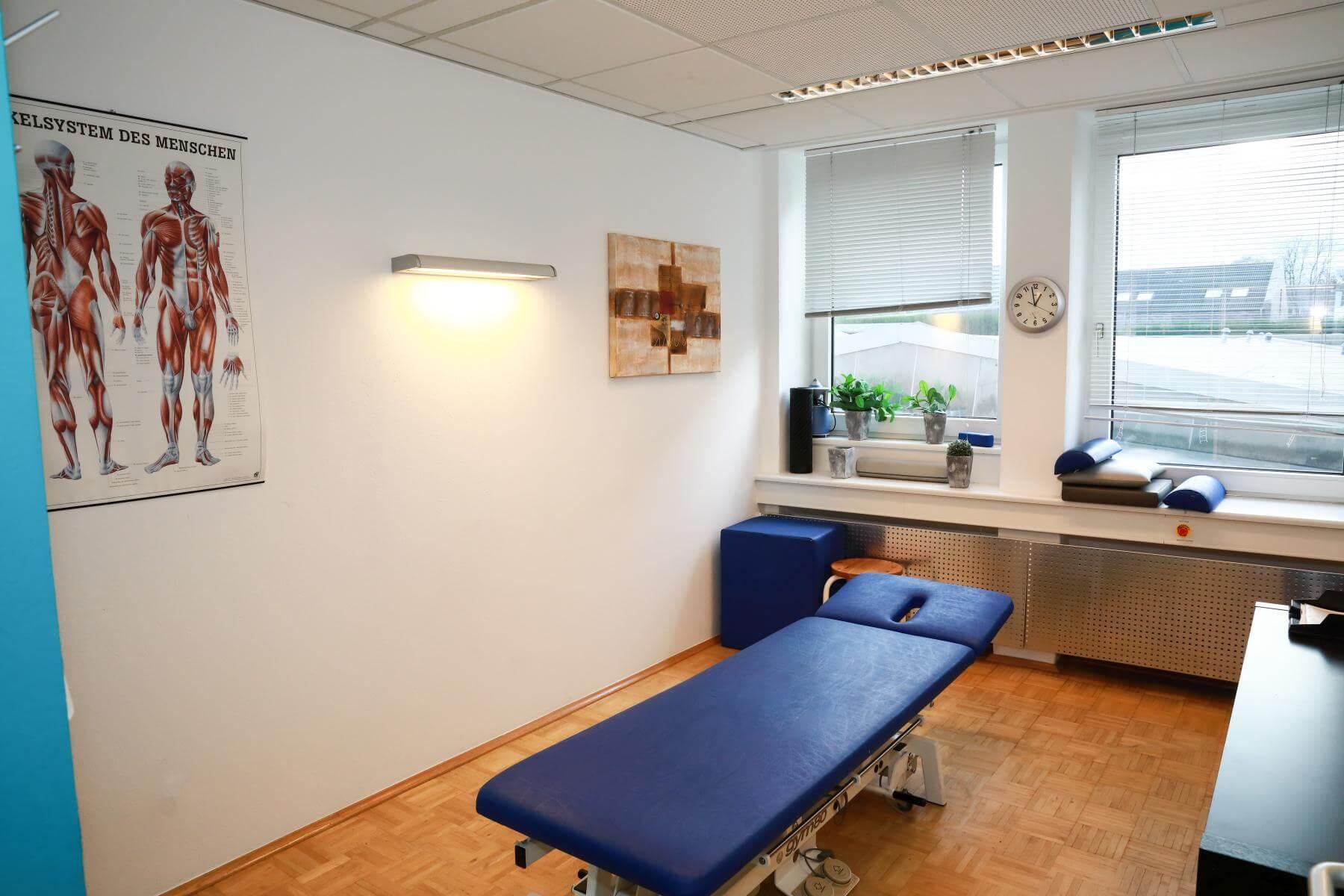 Einleitungstext Physiotherapie